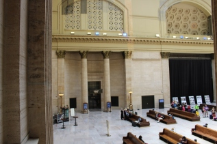 32 - Inside Union Station