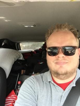 35 - Heading home