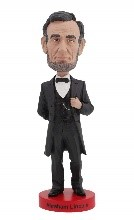 Lincoln Bobblehead 2
